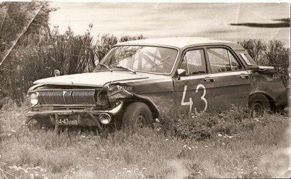 Автоспорт Р 60х-70х годов