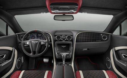 быстрый Bentley в истории