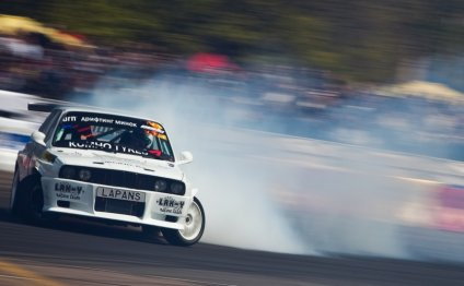 BMW 3 series E30 Drift spec