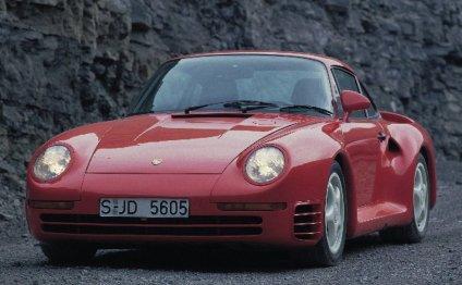 История развития Porsche в