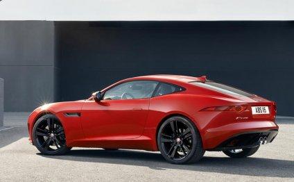 Coupe - Jaguar, спорткары