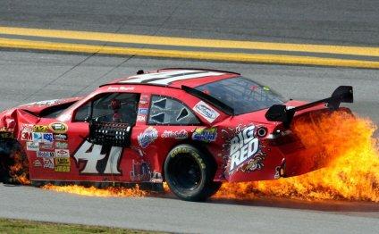 Как проходят гонки NASCAR