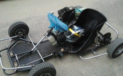 Kart 125 cc Stage TM | DRIVE2