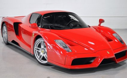 новый спорткар Ferrari
