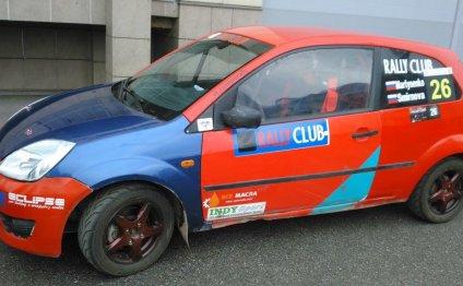 Rally-Club занимается