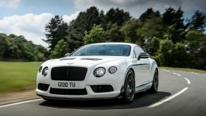 Bentley Continental GT3-R . Фото: © Bentley