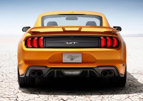Ford Mustang GT. Фото: © Ford
